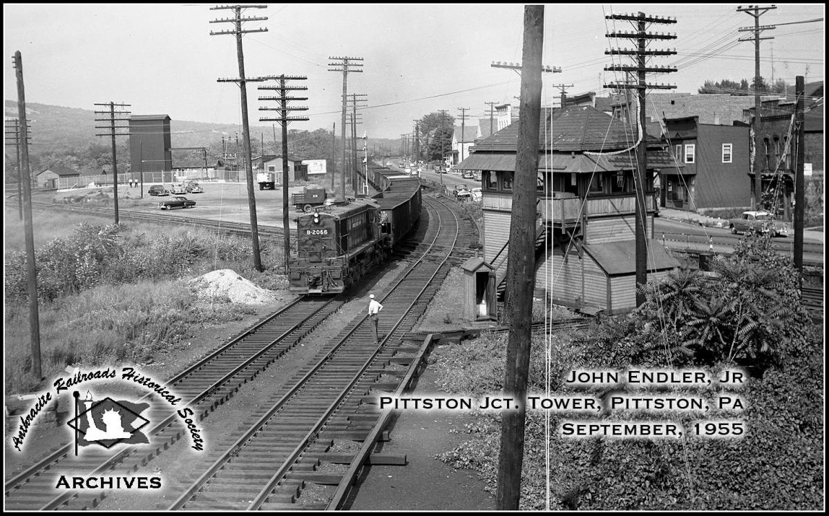 United States of America ALCO MRS1  at Pittston, PA - ARHS Digital Archive